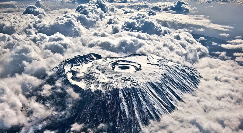 Mountain Kilimanjaro, Northern Tanzania