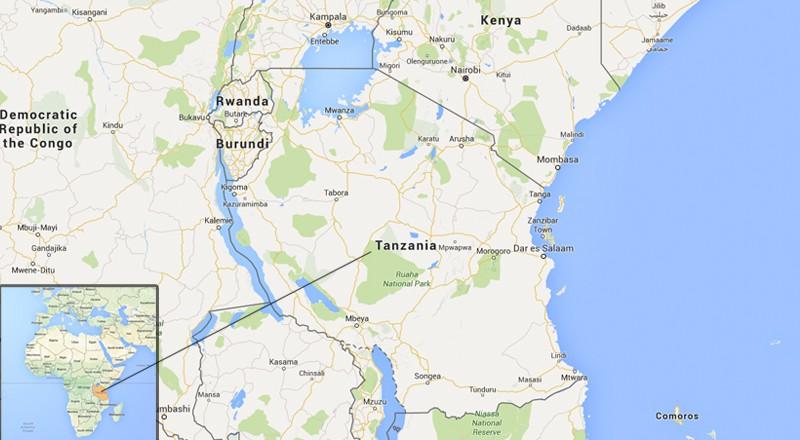 Tanzania, Eastern Africa