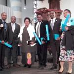 Ambassador attends UNESCO IHE Students' Graduation in Delft - April 2016